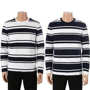 남성 스트라이프패턴 티셔츠(KA9S1-MKL050)