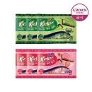 키커 녹차 파우치 170g 3팩+딸기 파우치 170g 3팩