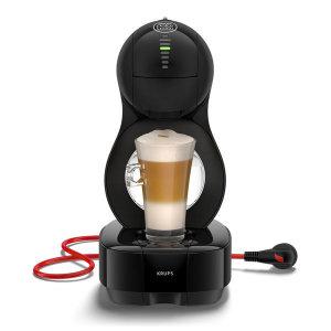 돌체구스토 LUMIO-BLACK 루미오 캡슐 커피머신 300ml