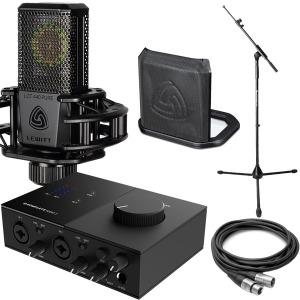 NI Komplete Audio 2 + LCT 440 Pure 마이크 패키지 1