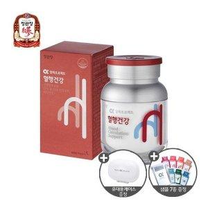 알파데이   정관장  알파프로젝트 혈행건강 /60캡슐 1병