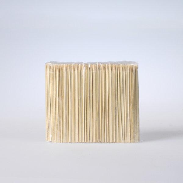 꼬치 산적/대나무꼬지 2.5mm x 15cm -1000개/D212