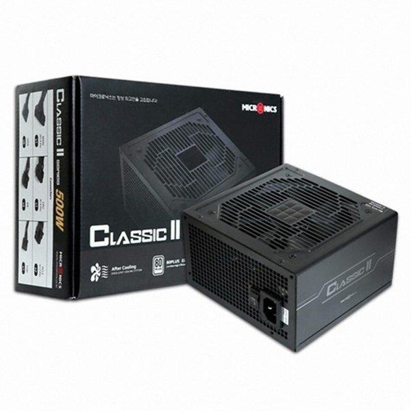재고보유 특급배송 마이크로닉스 Classic II 500W
