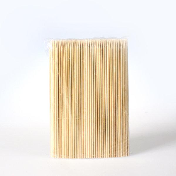 꼬치 오뎅/대나무꼬지 4.0mm x 28cm -200개/D232