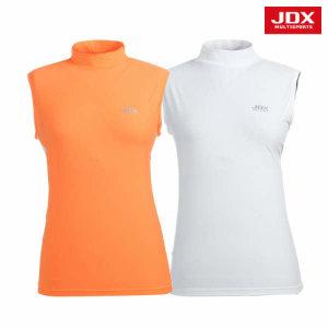 (현대Hmall) JDX  여성 하이넥 나시티셔츠 2종 택1 (X1NMTSW12)