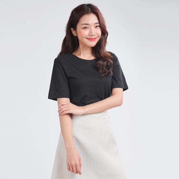 라운드넥 티셔츠 (3colors)_RMHW923G02