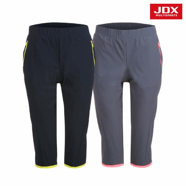 (현대Hmall) JDX  여성 우븐스트레치 7부팬츠 2종 택1 (X3NMPSW01)