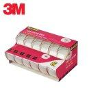 3M 스카치 크리스탈 테이프 오피스팩 CC1830D-6 스카