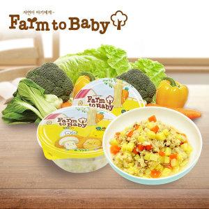 유아식소스 12팩 세트 특가 팜투베이비 유아식
