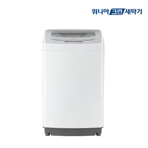 위니아 15KG 드럼 크린 세탁기 WMT15BS5W 화이트