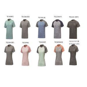(현대백화점) 르까프 젊은감각 남여 흡습속건 티셔츠 1218TR214∼259
