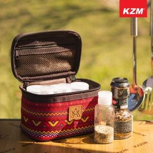 카즈미 감성 스파이시박스 S 양념통세트 캠핑용품