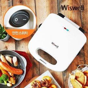 위즈웰 위즈웰 WSW-6137 간식메이커 5종패키지/와플