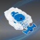 B-99 툴 베이런처 L 클리어 화이트 아동장난감 장난감