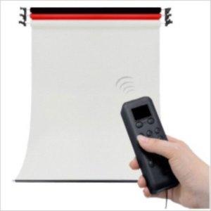 무선 전동배경 종이롤배경지 배경시스템