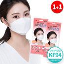 초미세먼지 KF94마스크 황사 어린이 (아동용_100매)
