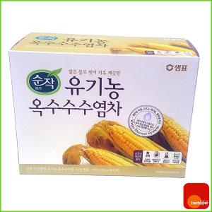 곡물차/침출차/순작/유기농/옥수수수염차/300g/30티백