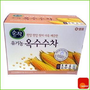 곡물차/침출차/순작/유기농/옥수수차/300g/30티백