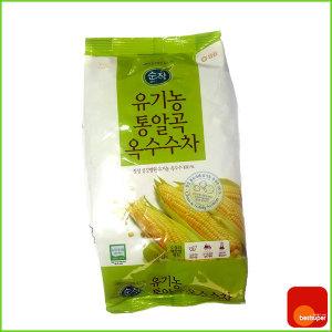 곡물차/침출차/순작/유기농/통알곡/옥수수/1kg