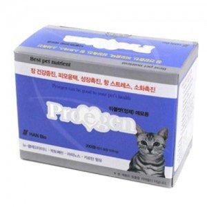 프로이젠 200정 고양이전용 장영양보조제 애묘영양제