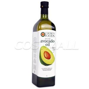 CHOSEN FOODS 아보카도 오일 1L/1리터 식용유