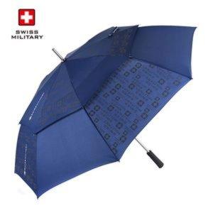 스위스밀리터리 75방풍우산 U05BL 발수우산 방풍우산
