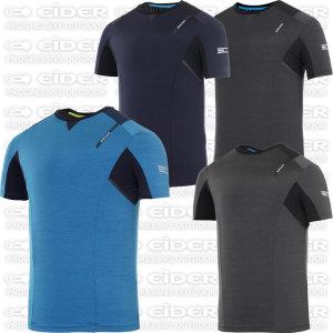 SUMARK (슈마크) 남성 라운드 티셔츠 DMM16223