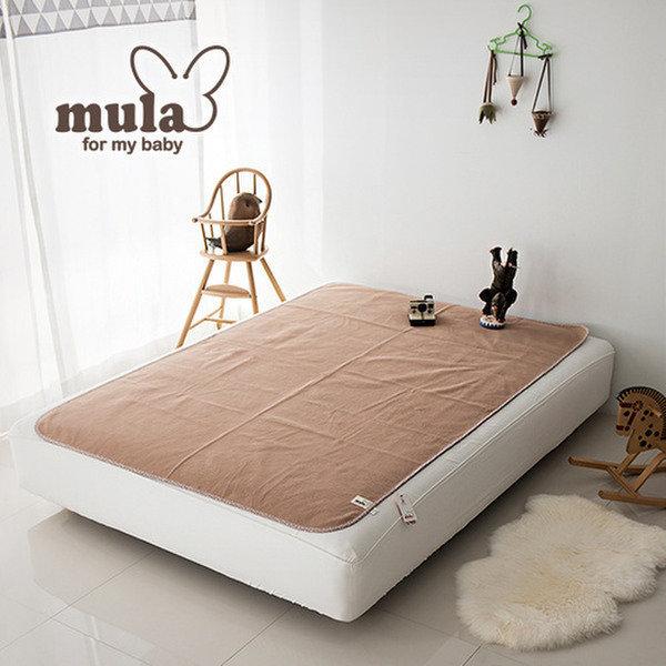 (뮤라) 뮤라 방수패드 침대크기(L사이즈) 특대형방수요