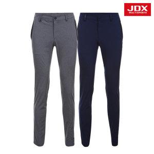 JDX  남성 요크 펀칭 포인트 멜란지 팬츠 2종 택1 (X1PMPTM04)