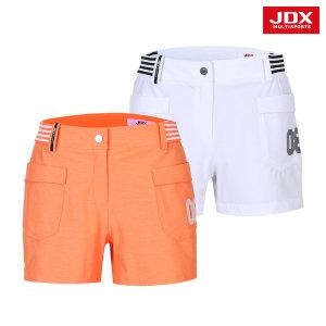JDX  여성 여름 포켓 포인트 반바지 2종 택1 (X1NMPFW03)