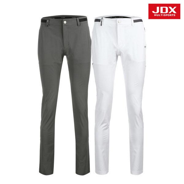 JDX  남성 사이드 배색 노턱바지 2종 택1 (X1NMPAM01)