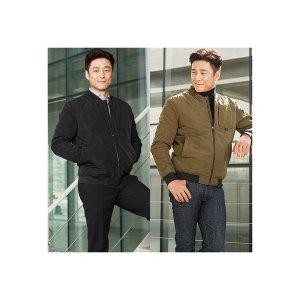 1종남성항공점퍼/봄가을용/퀼팅 택1