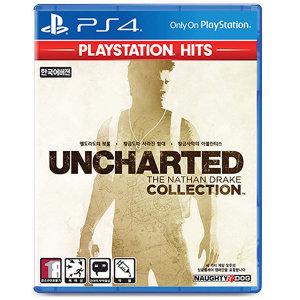 PS4 언차티드 네이선 드레이크 컬렉션
