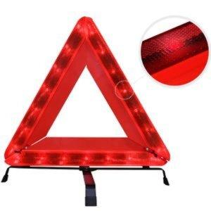 자동차 LED 안전 삼각대 안전용품 사고안전용품 자동
