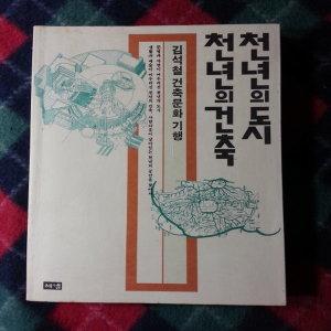 천년의 도시 천년의 건축/김석철.해냄.1997