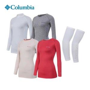 (3차)컬럼비아 제로 셔츠 여성 4종