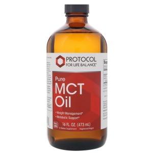 Protocol for Life Balance 퓨어 MCT 오일 16 fl oz (