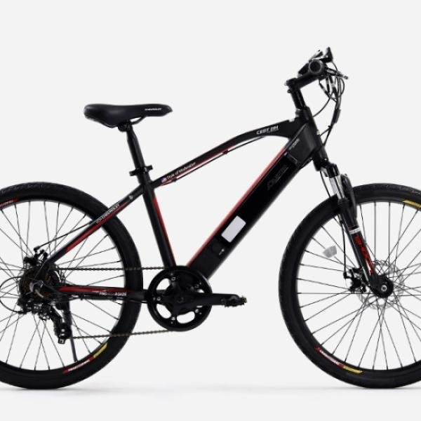 2018 알톤 쉐보레 CEBT 21M 노펑크타이어 전기자전거