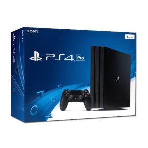 소니 PS4 본체 Pro 1TB 블랙 7218B (19년 생산품)