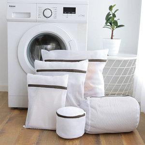 깔끔 세탁망 빨래망 옷감손상 오염 엉킴 방지