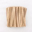 제빵 포장끈 철사끈/12cm 종이빵끈 크라프트 -1개/S355
