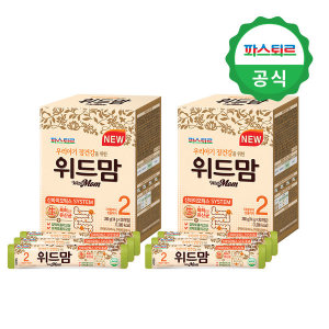파스퇴르 위드맘 스틱분유 2단계 14gx40봉