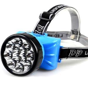 헤드랜턴 LED-722B 후레쉬 USB충전식 작업등 캡라이트