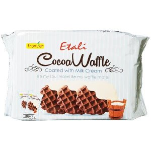 프론티어 이타리 코코아 와플 밀크맛 90g (9g 10개)
