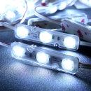 간판 테두리 조명 /12V  LED 3구모듈 _6.6cm 백색