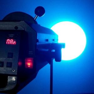 LED 150W 롱핀 (스포트라이트 무대 교회 특수조명)