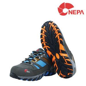 네파 GT-204 (블루/오렌지) 4인치 안전화 작업화