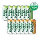 트로피카나 스파클링 사과 6캔+오렌지 6캔