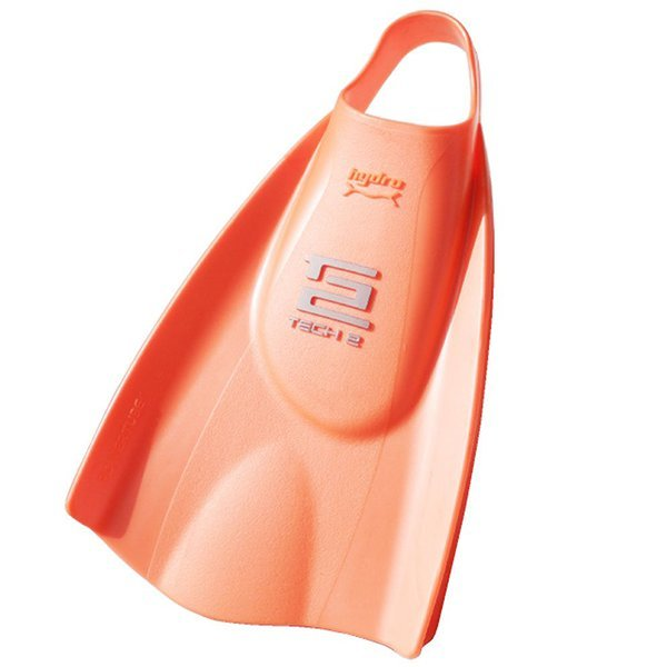 Soltec-swim 하이드로테크 2핀 오렌지 M사이즈 203017