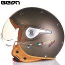 PREMIUM BEON오토바이 헬멧 할리스타일 헬멧4